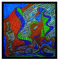Abstrakte Formen 1