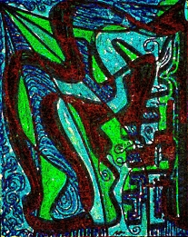 Abstrakte Formen 2