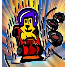 GoKart Hamster 3