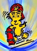 Skater piece x2 AAAAAAAAAA 9