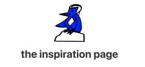 the inspiration page